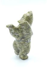 63574 Bear by Johnny Papigatuk