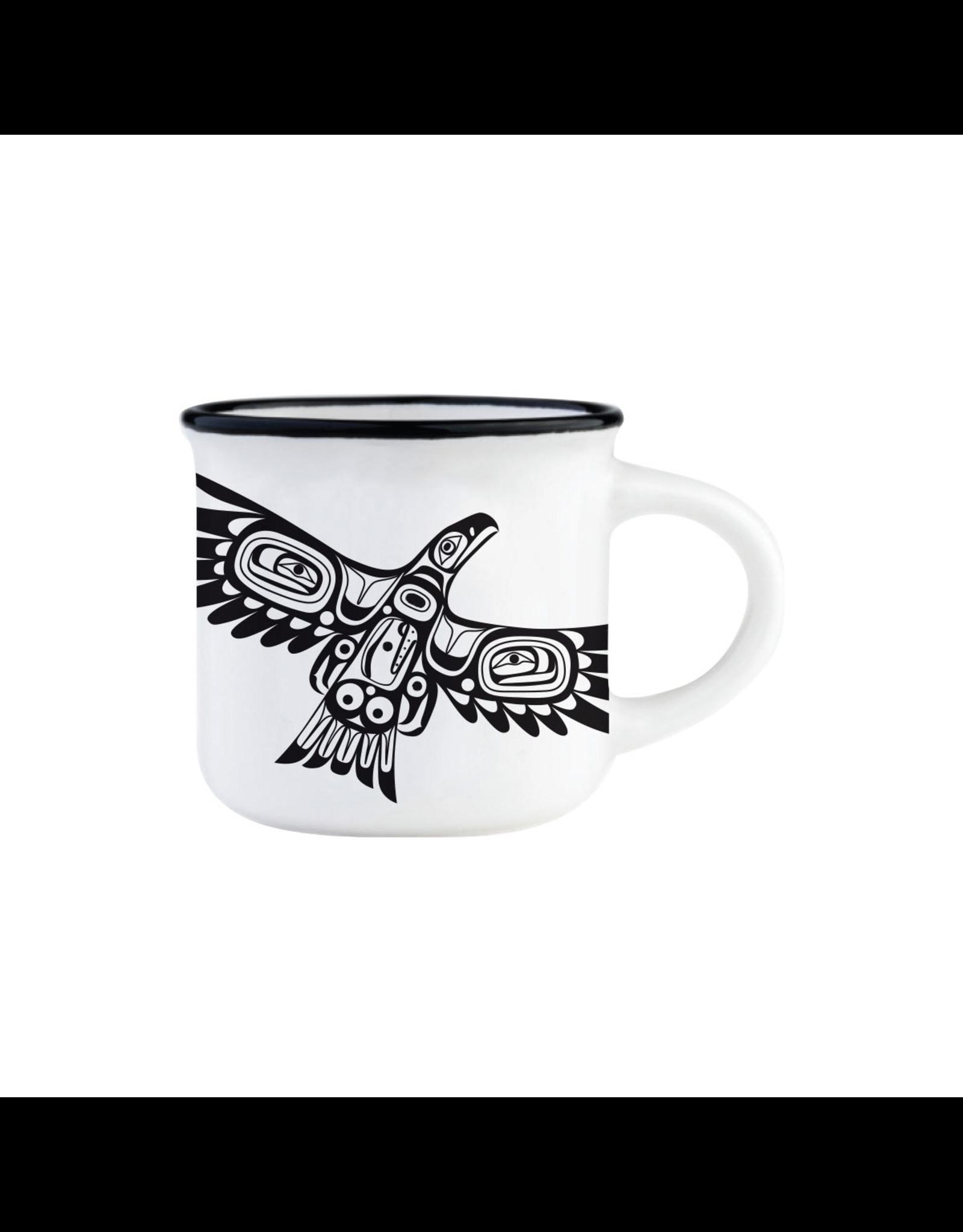 Indigenous Designed Espresso Mugs