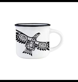 Tasse Espresso avec Designs Autochtones