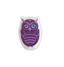Petit Plat en Céramique - Owl par Simone Diamond (TDISH12)