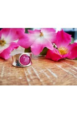Alberta Wild Rose Chunky Ring - WRCR