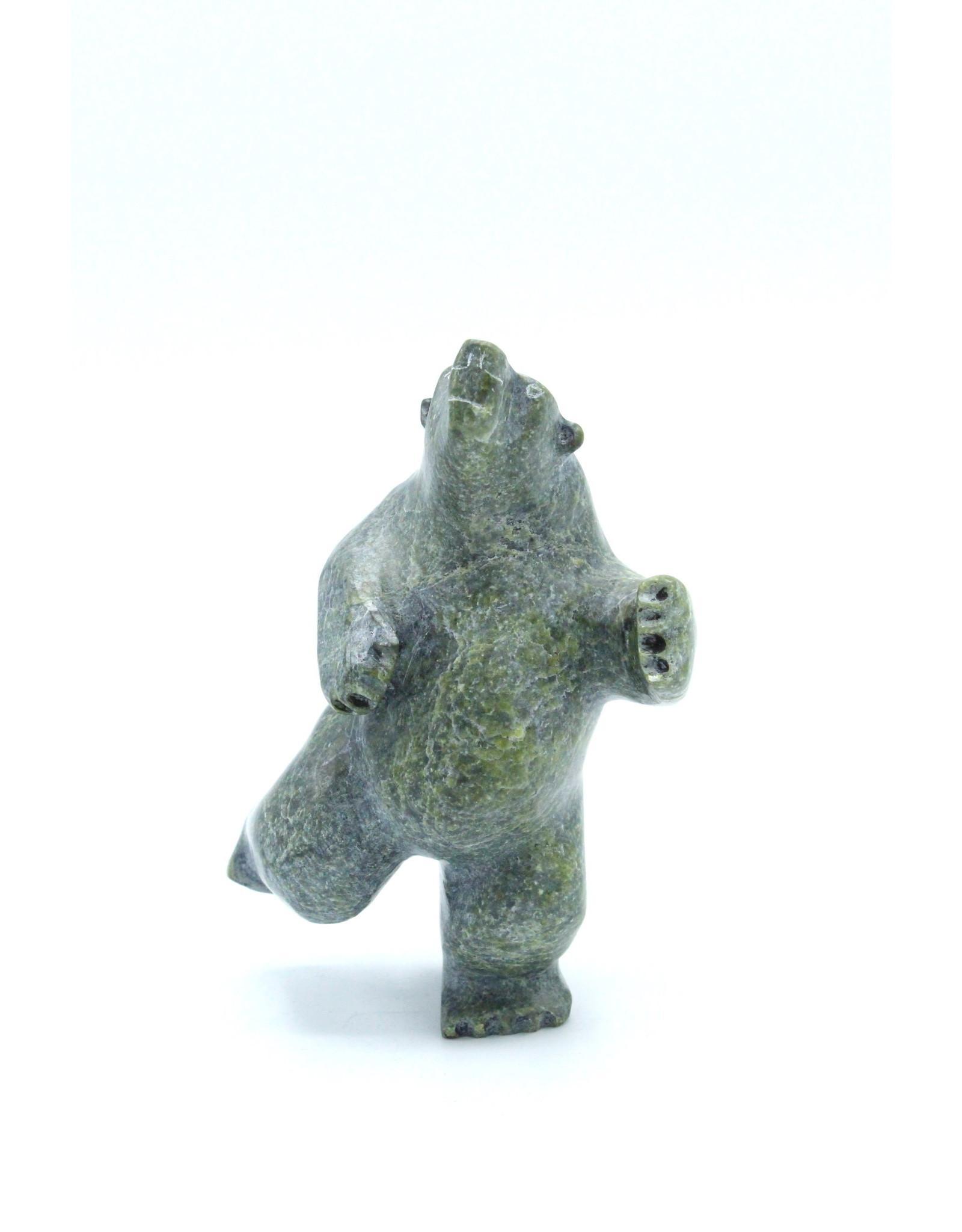 63364 Bear by Johnny Kilabuk