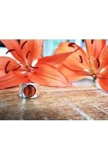 Saskatchewan Tiger Lily Chunky Ring - TLCR