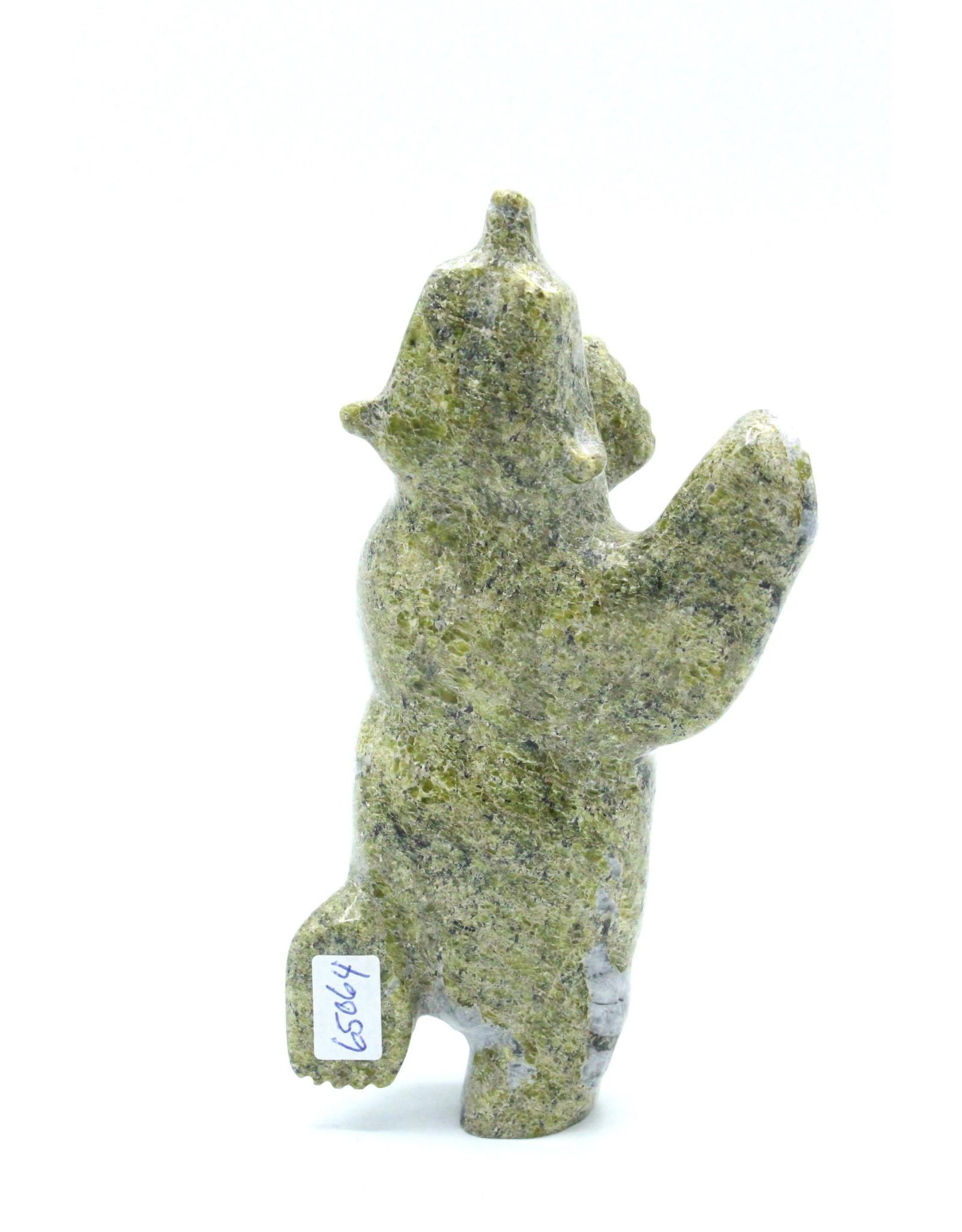 65064 Bear by Johnny Papigatuk