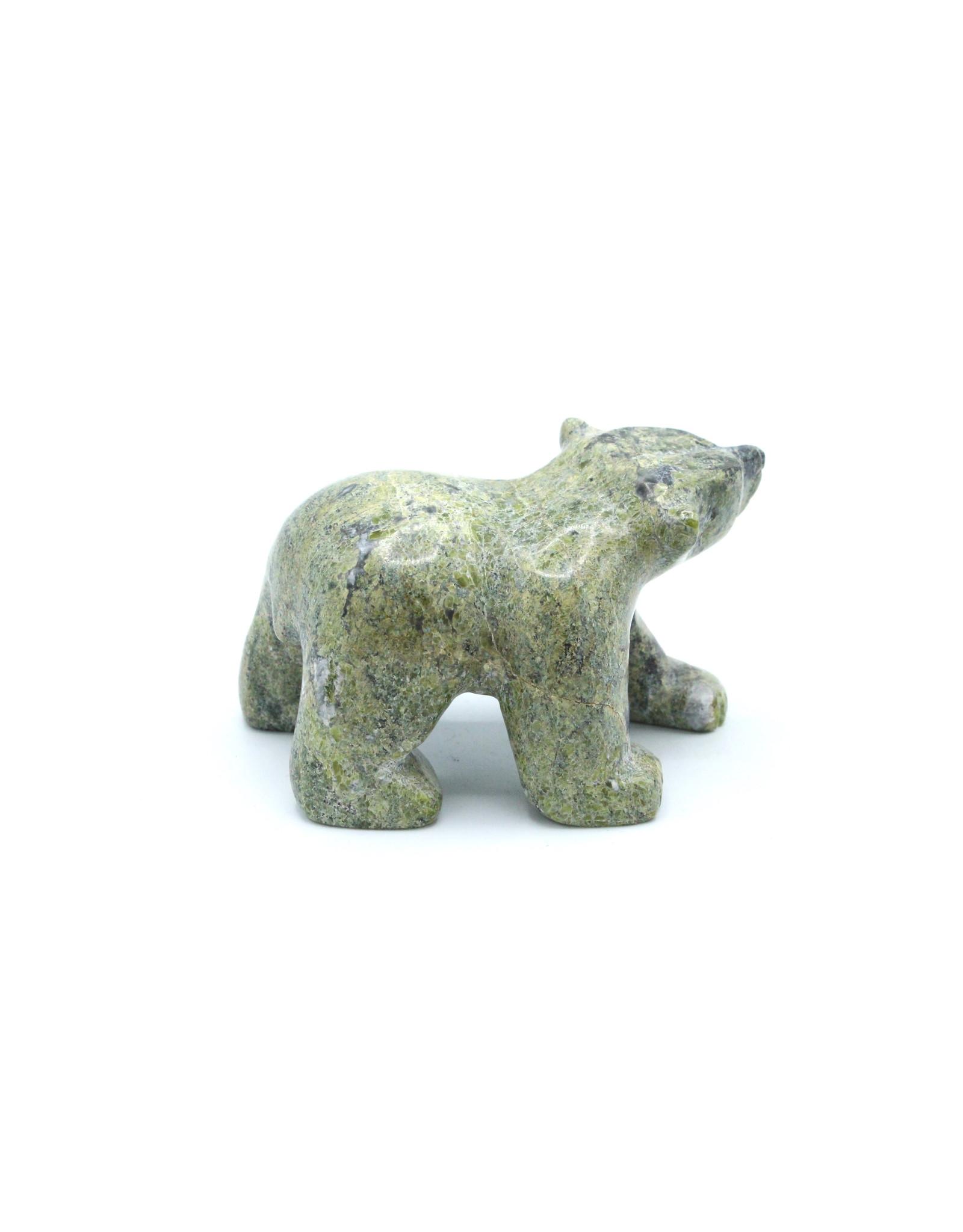7846L Bear by Johnny Papigatuk