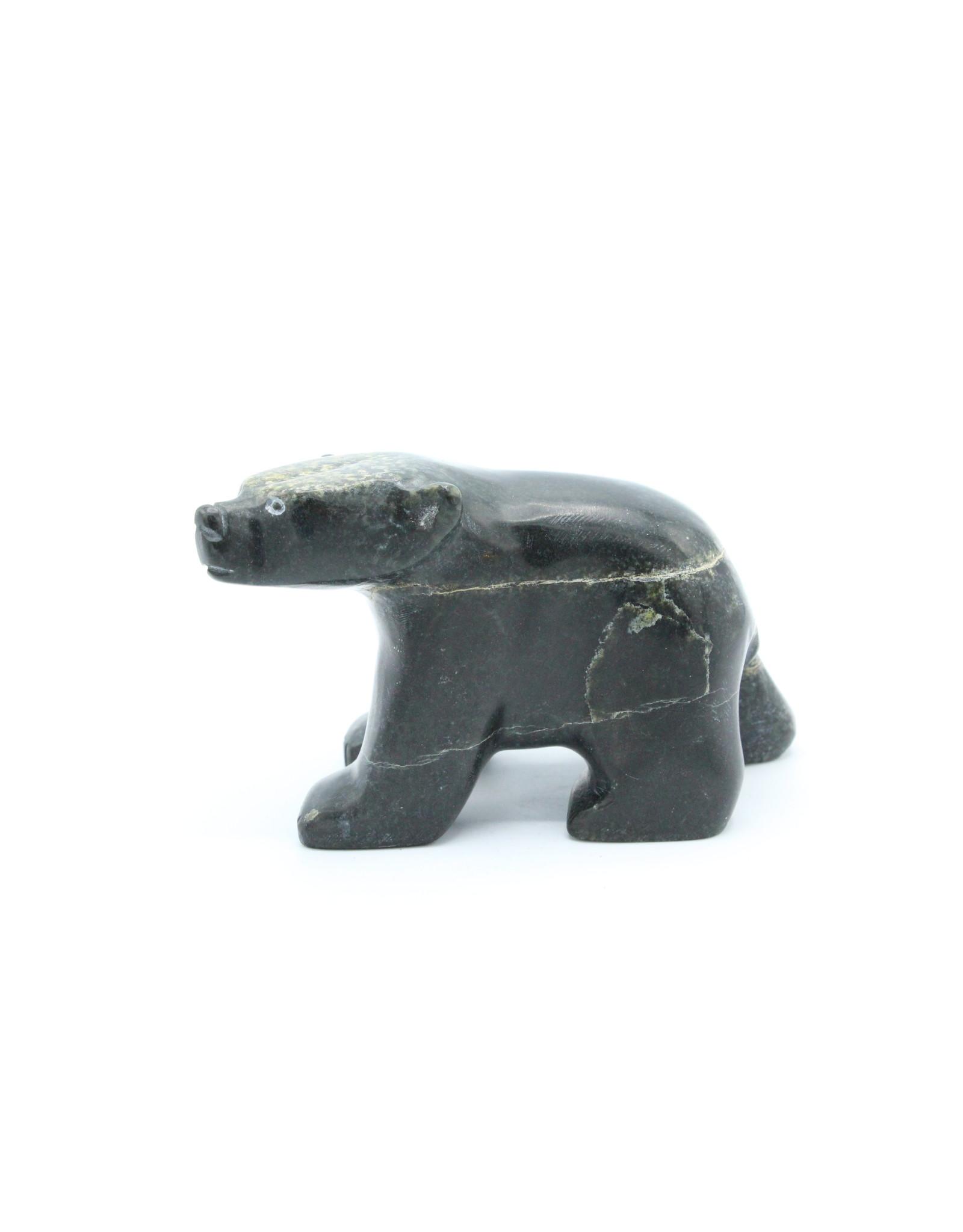17860  Bear by Johnny Papigatuk