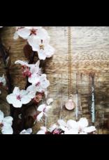 B.C Cherry Blossom 10mm Gold Necklace - VCB0110G