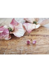 B.C Dogwood 4mm Gold Earrings - BC0504G