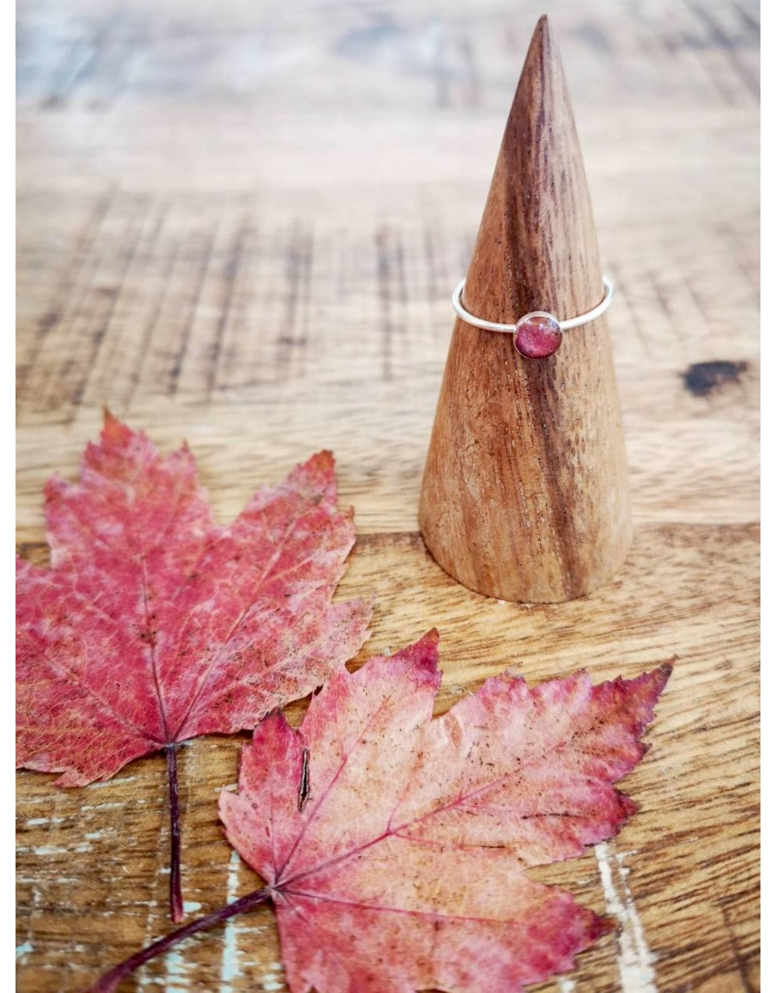 Maple Leaf Stacking Rings - MLSR
