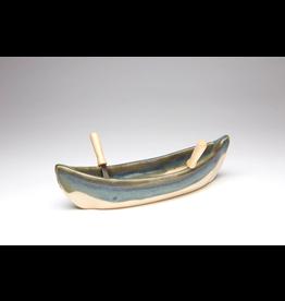 Canoe Dip Pot