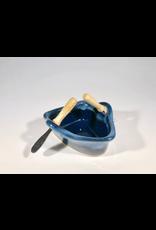Boat Dip Pot