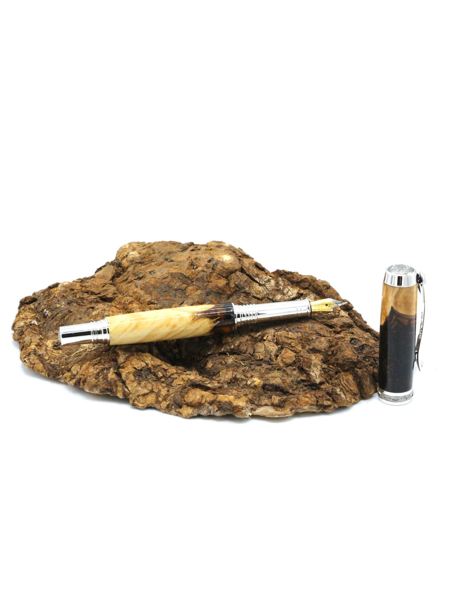 Maple Fountain Pen - Berezia