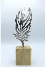 Sculptures métalliques - Plume