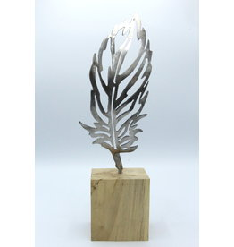 Metal Sculptures - Feather