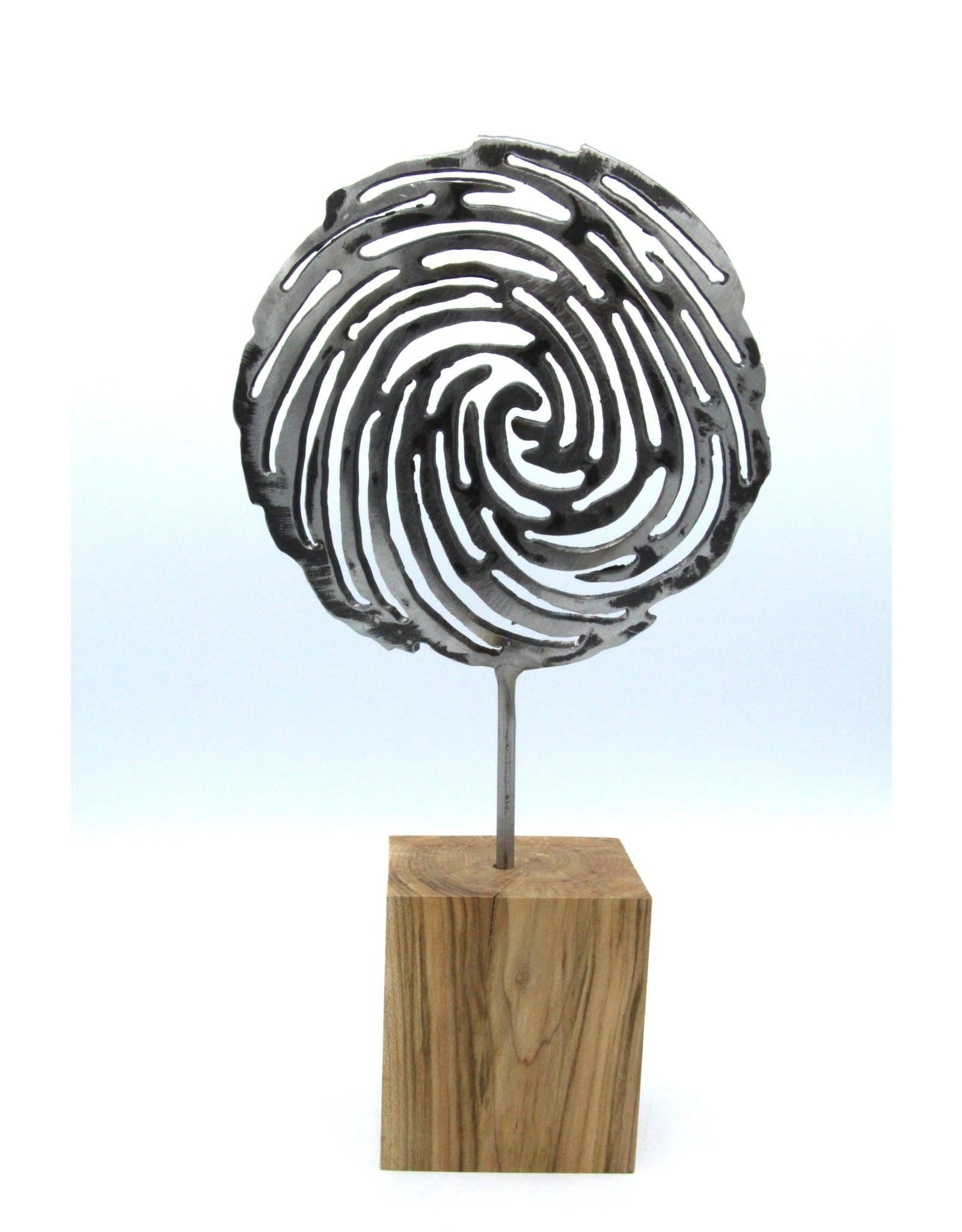 Metal Sculptures - Abstract