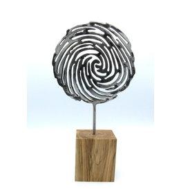 Sculptures métalliques -  Abstraite