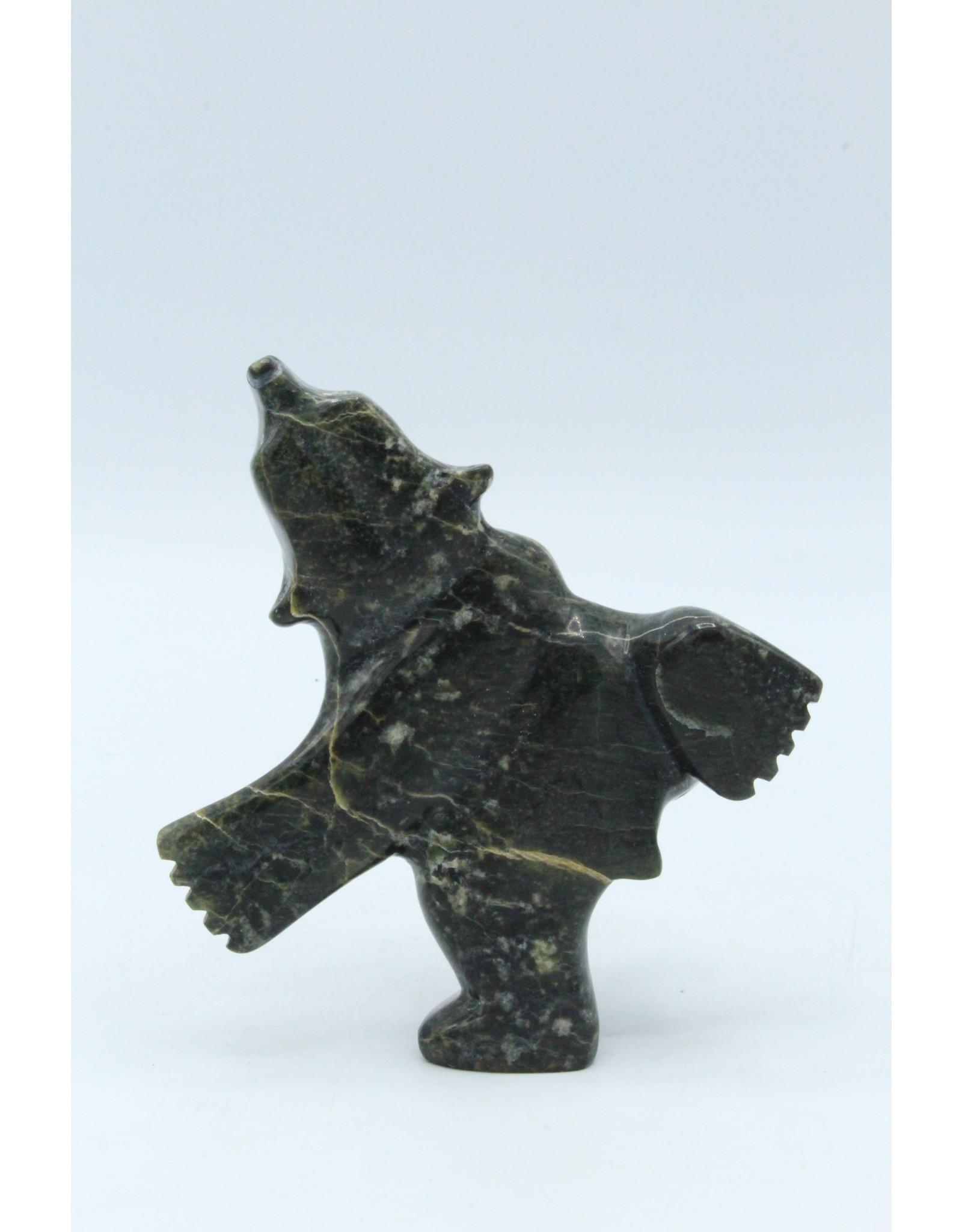 Dancing Bear by Johnny Papigatuk - 67132