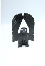 6296N Owl by Adamie Qaumagiak