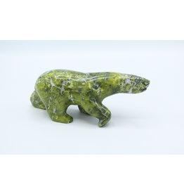 202-268891 Walking Bear by Allan Shutiapik