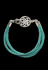 Dreamcatcher Leather Cord Bracelet - DCWR4