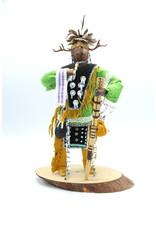 Chief with wampum belt 44-978