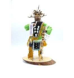 Chief with Wampum Belt