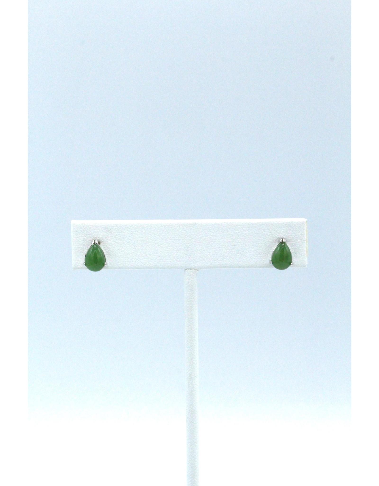 Jade Earrings - JES45
