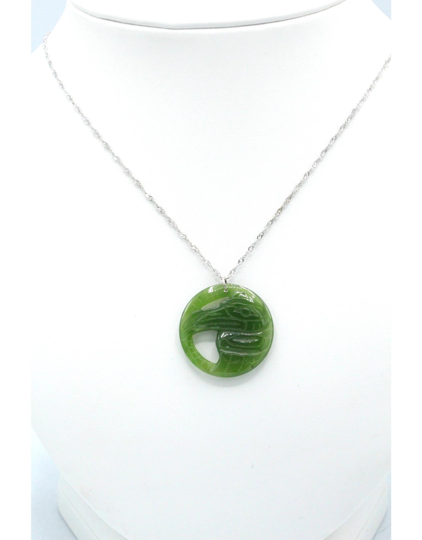 Jade Necklace - JP78
