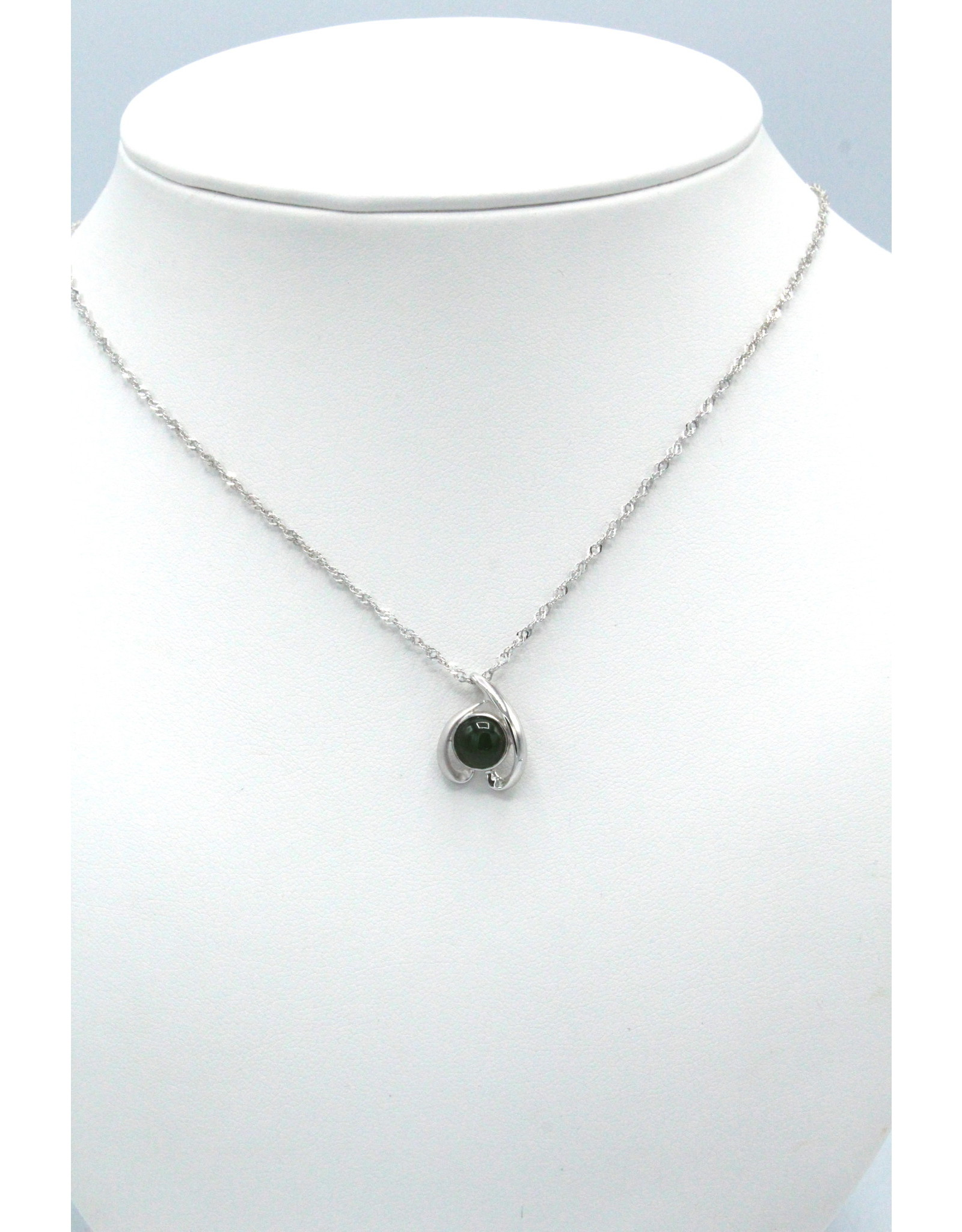 Jade Necklace - JPS60