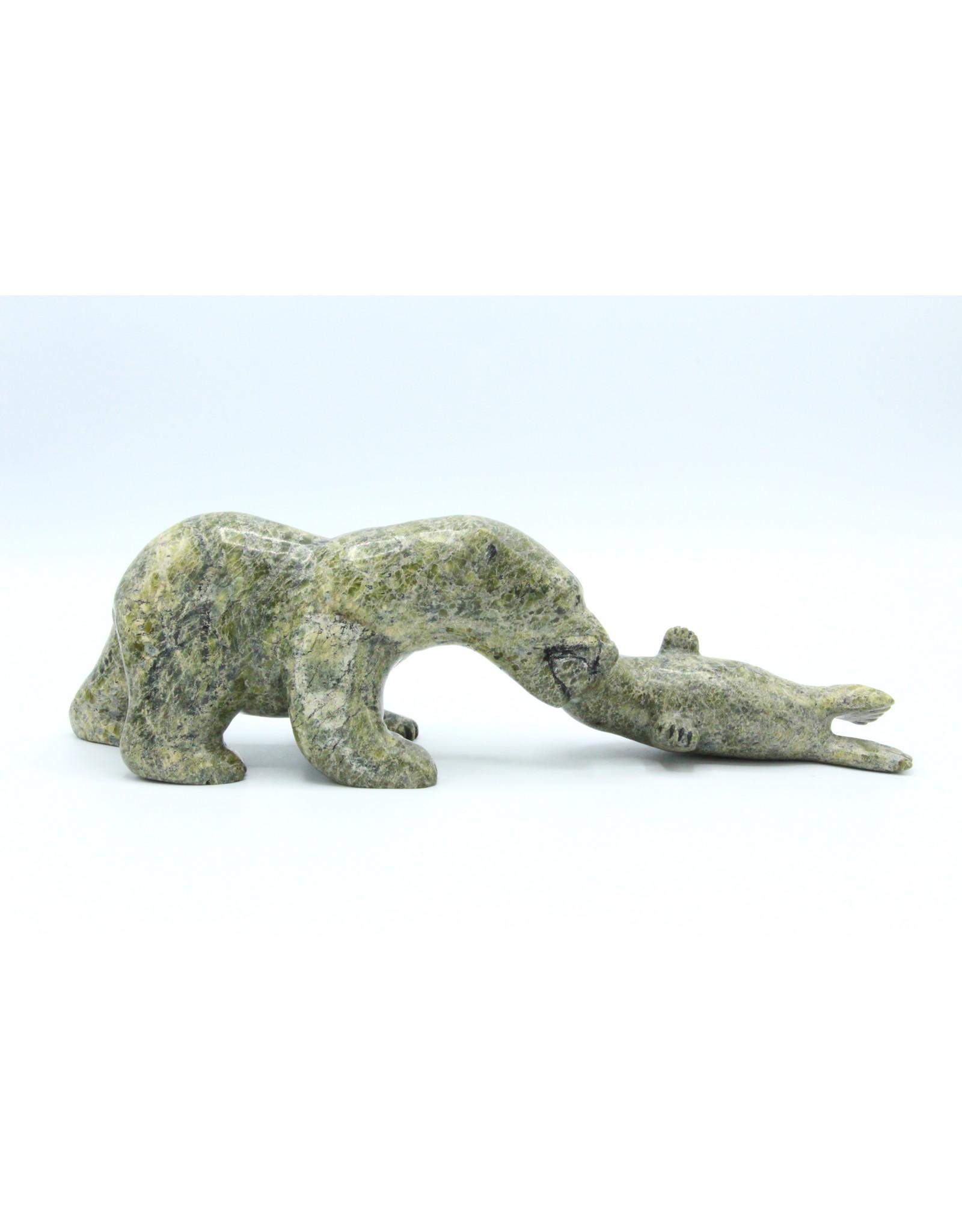 11714C Polar Bear by Samonie Shaa