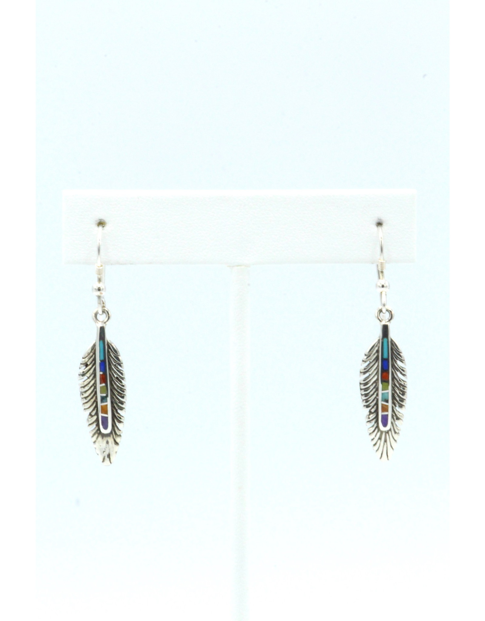 Feather Earrings - FEIS1