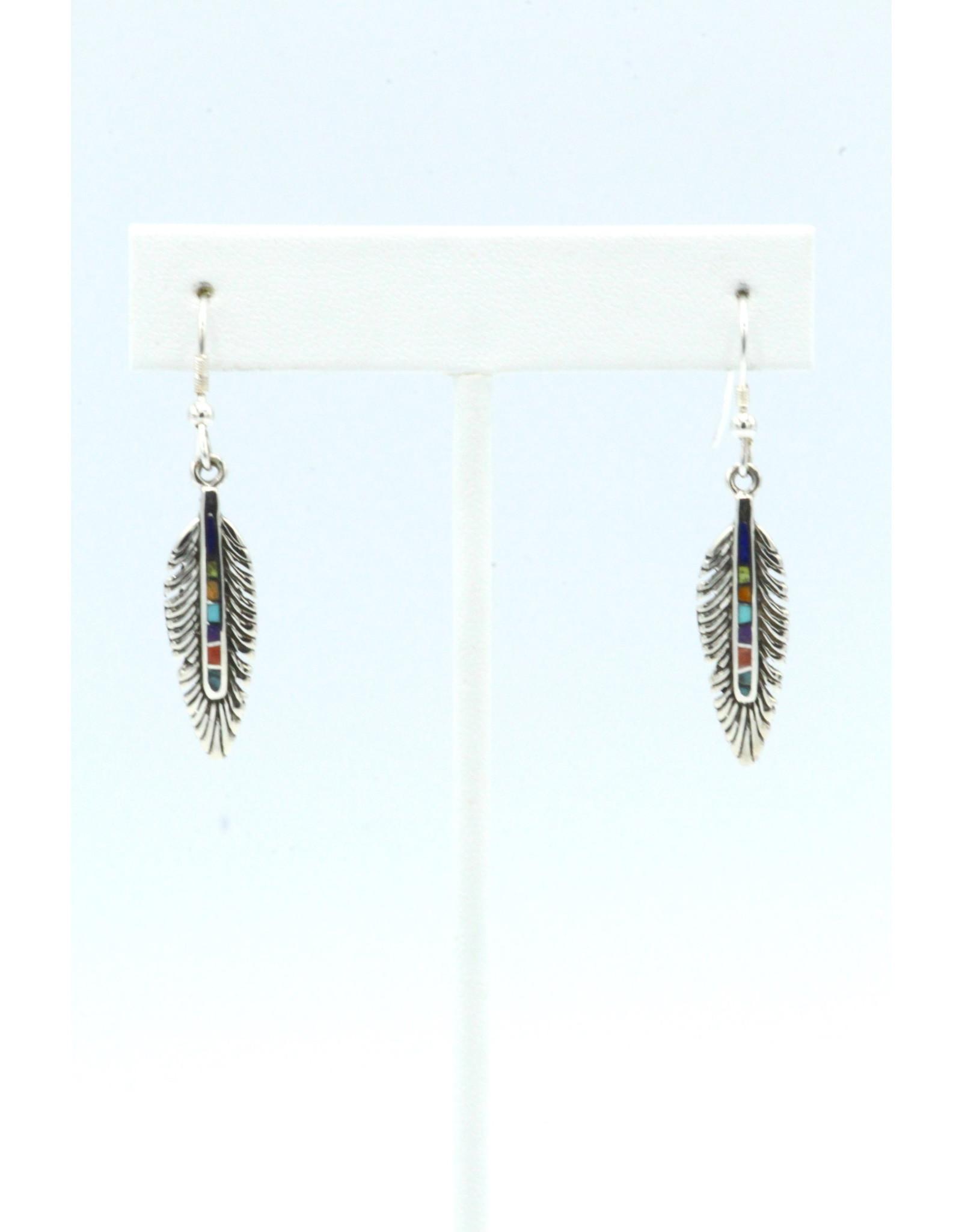 Feather Earrings - FEIS1