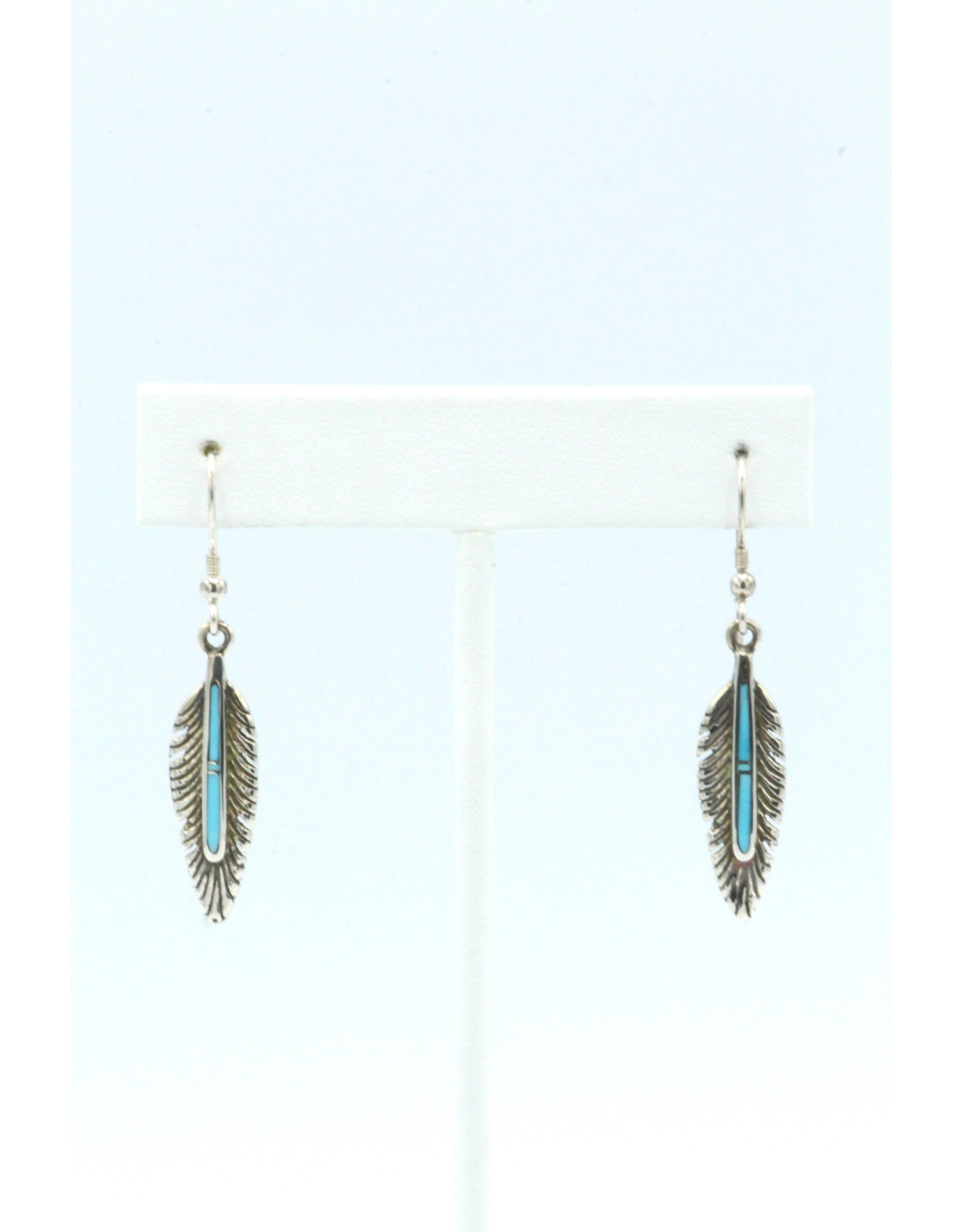 Feather Earrings - FET1