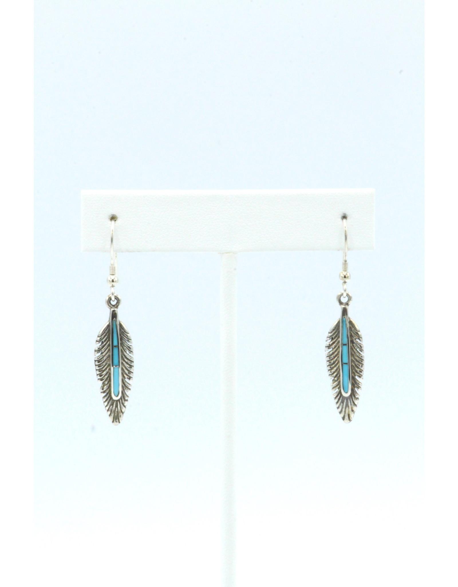 Feather Earrings - FET12