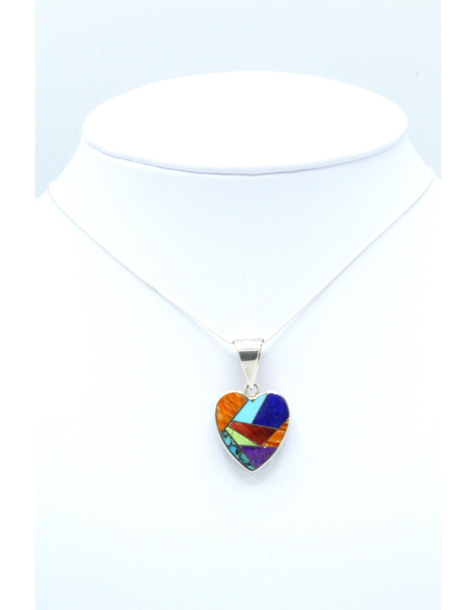 Heart Pendant - P825-3