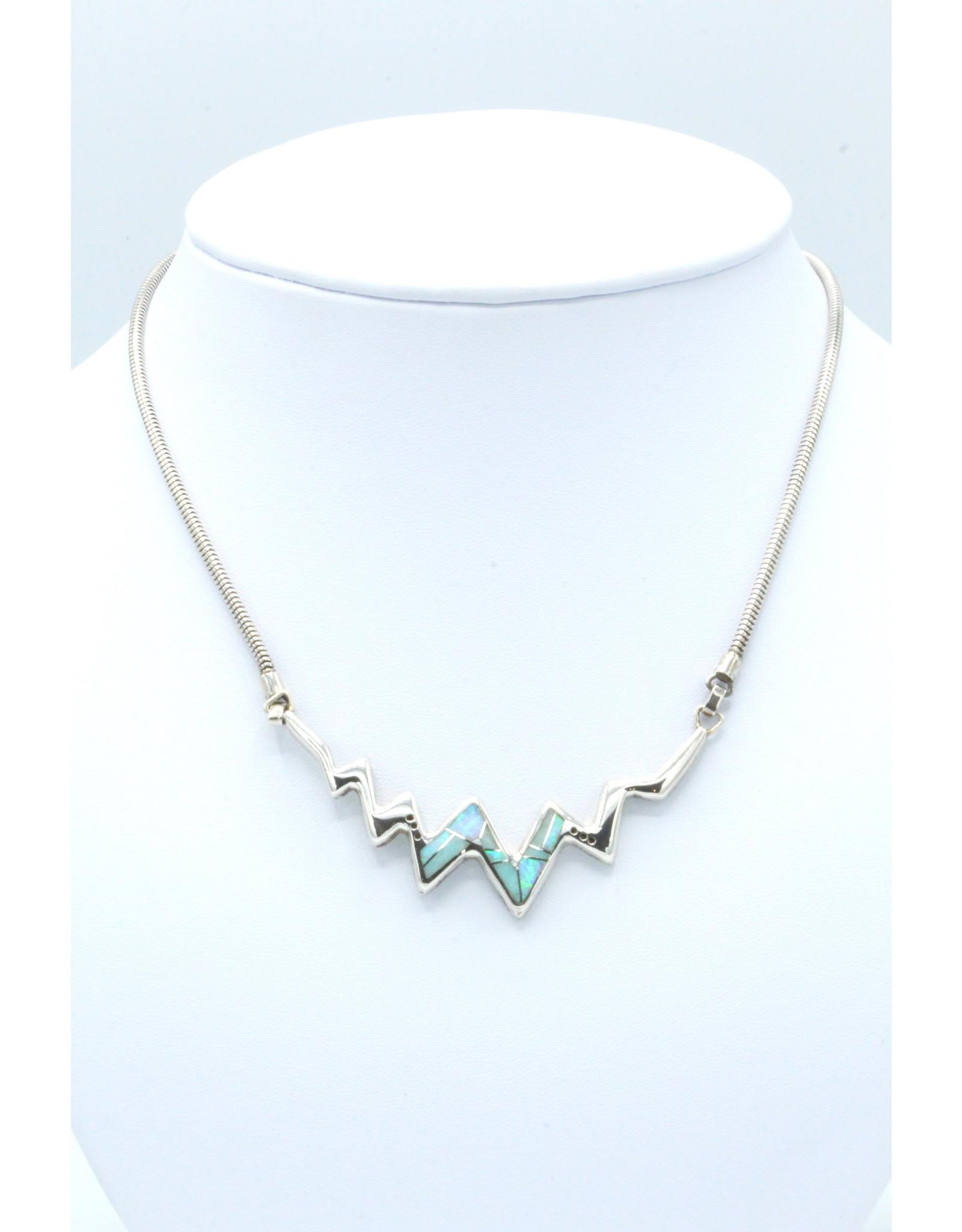 Navajo Necklace-N673-2