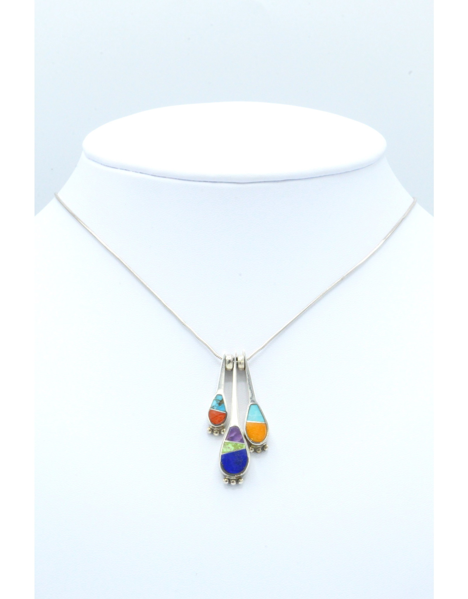 Navajo Necklace - N016-2