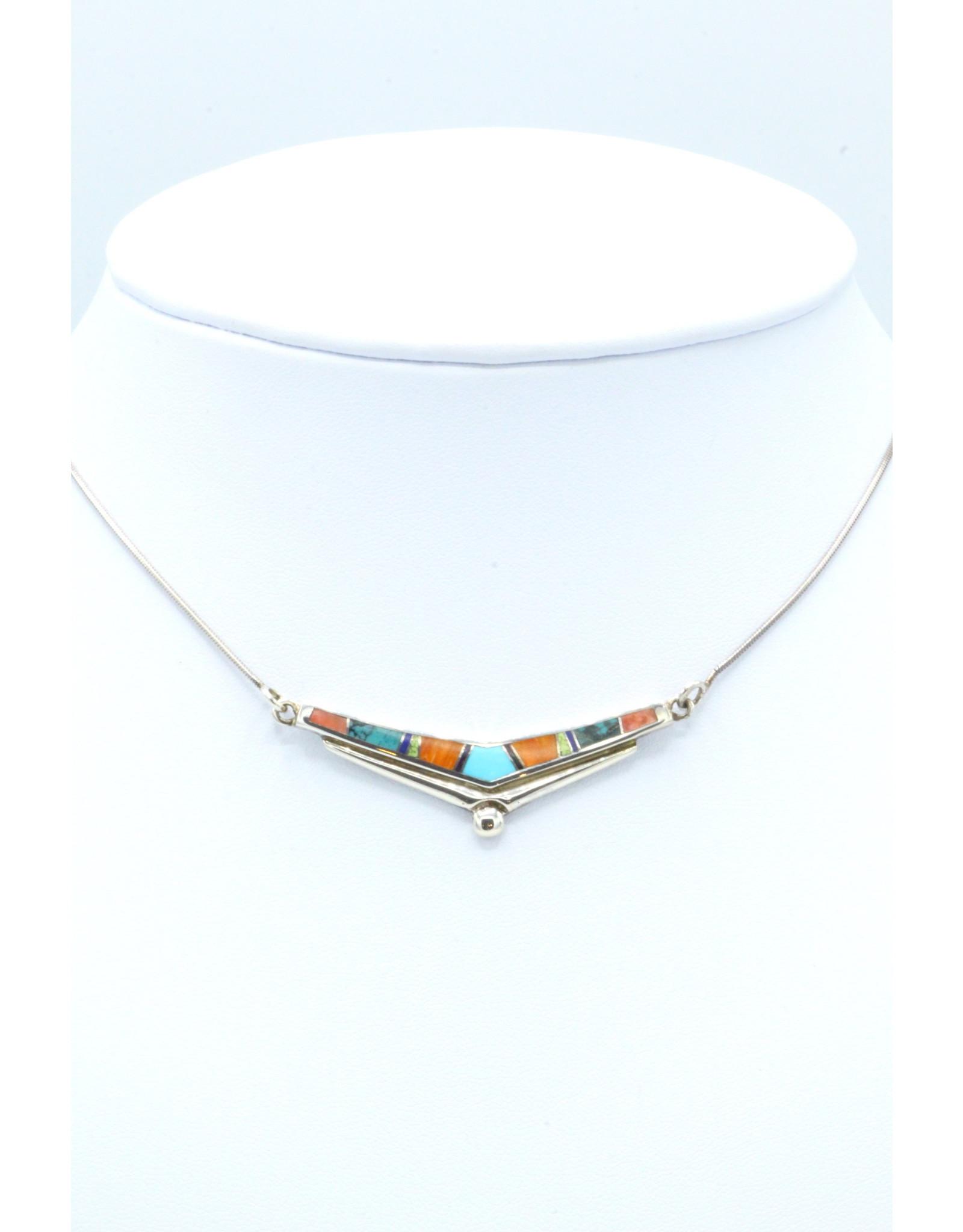Navajo Necklace-N752