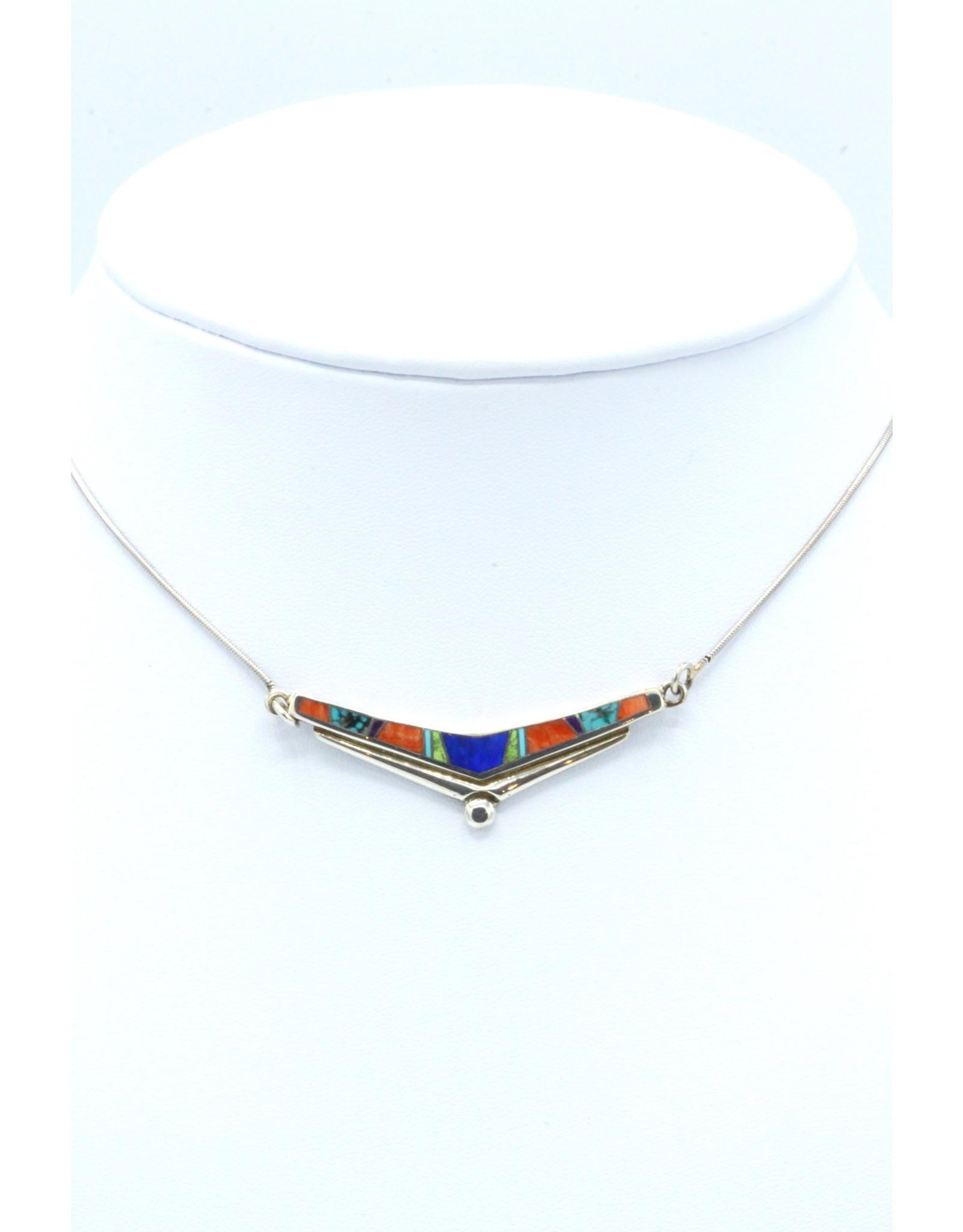 Navajo Necklace - N752-1