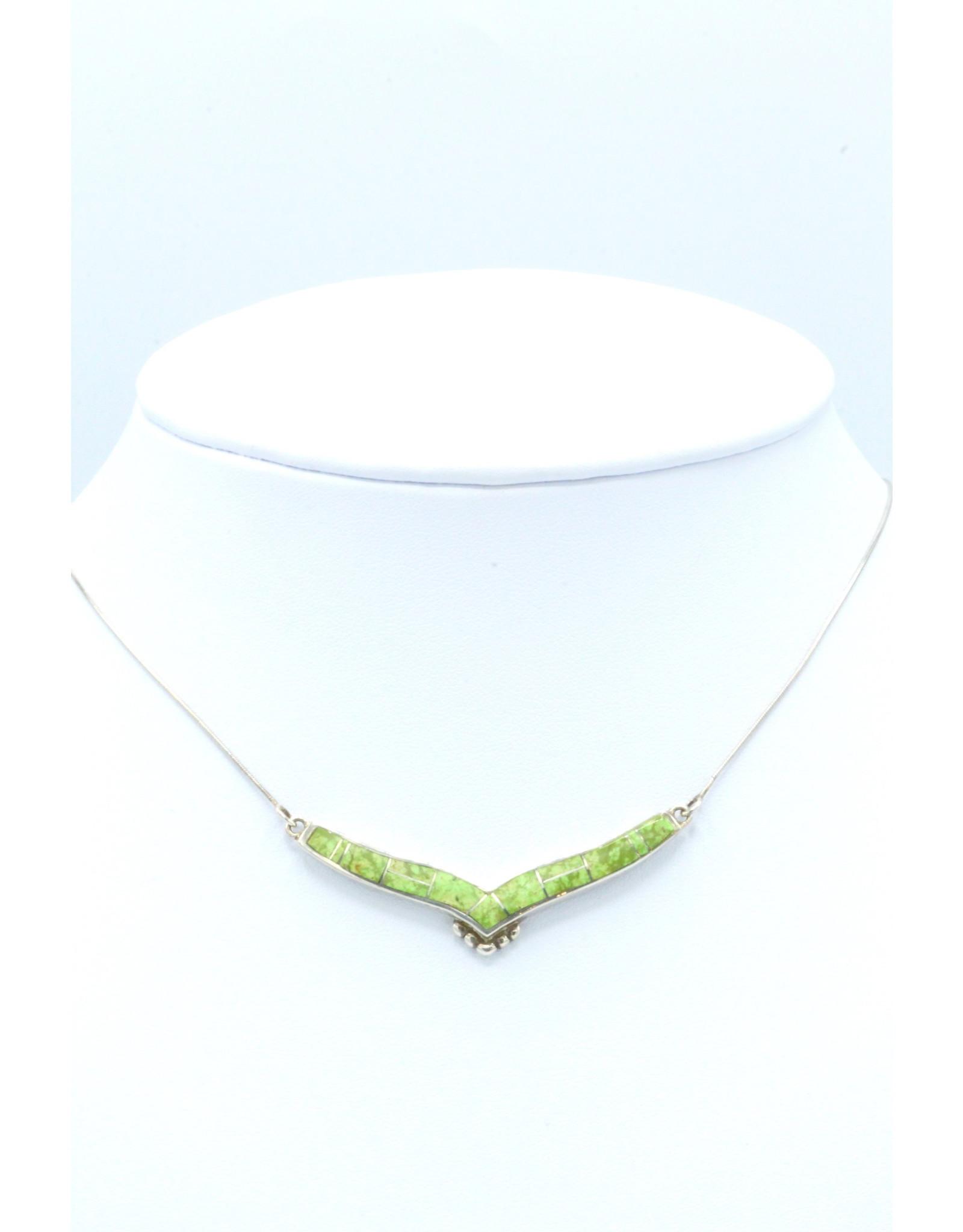 Gapeite Necklace - N750