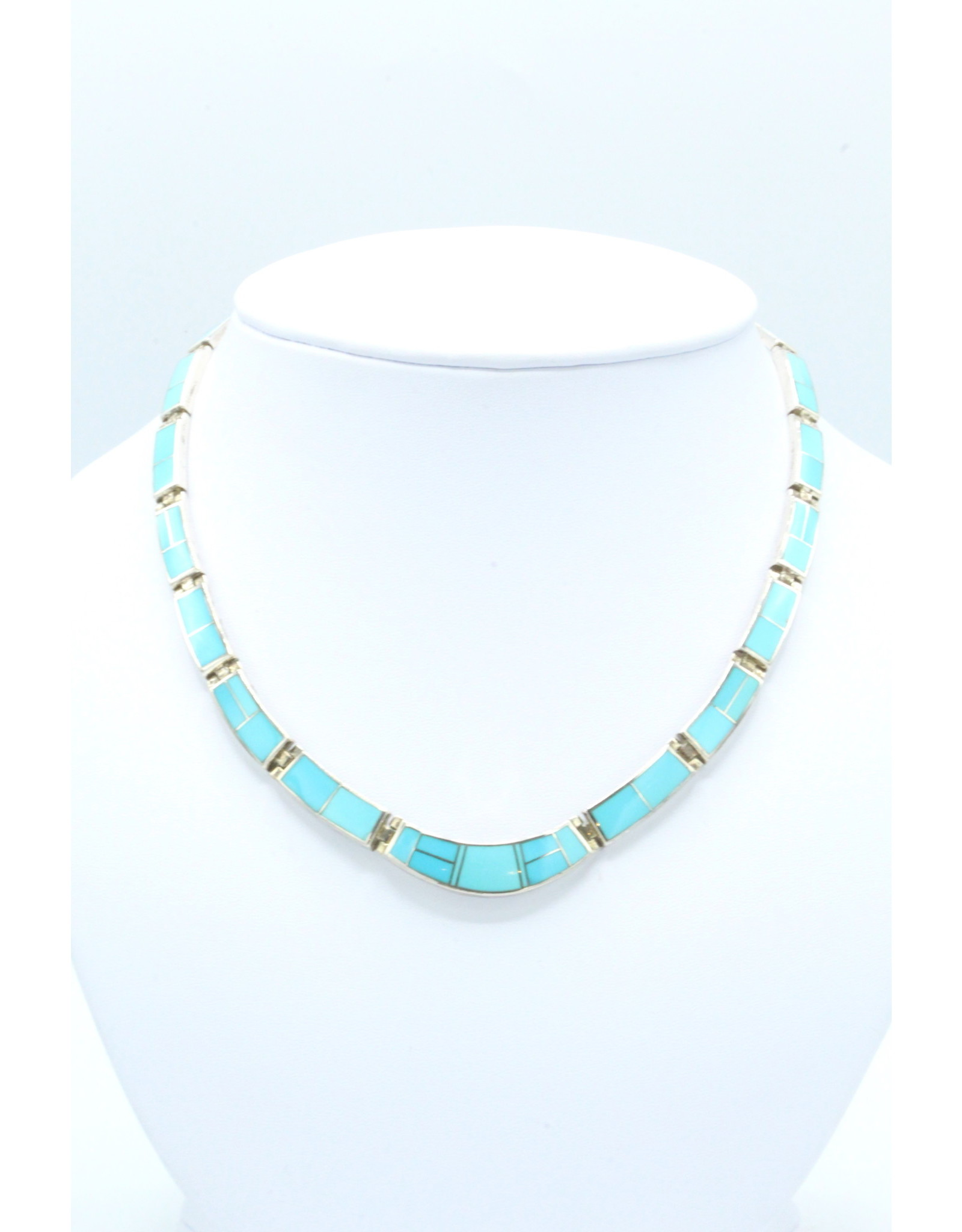 Full Turquoise Necklace - N104