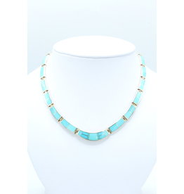 Full Turquoise Necklace