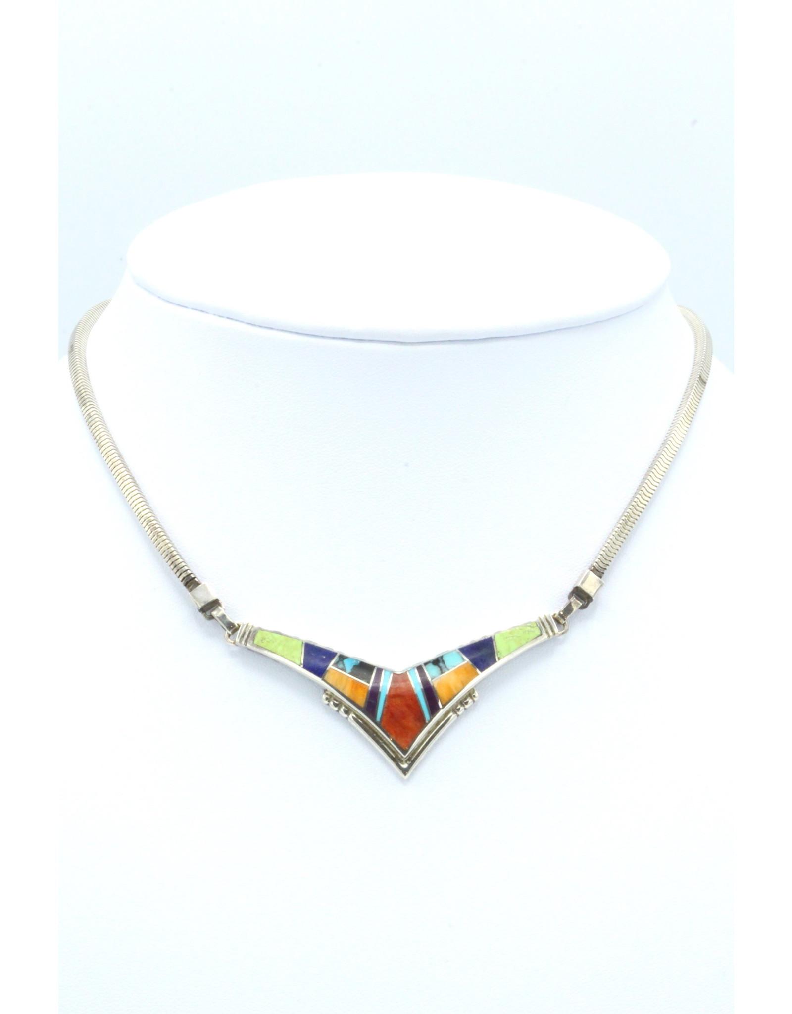 Navajo Necklace -N150-3