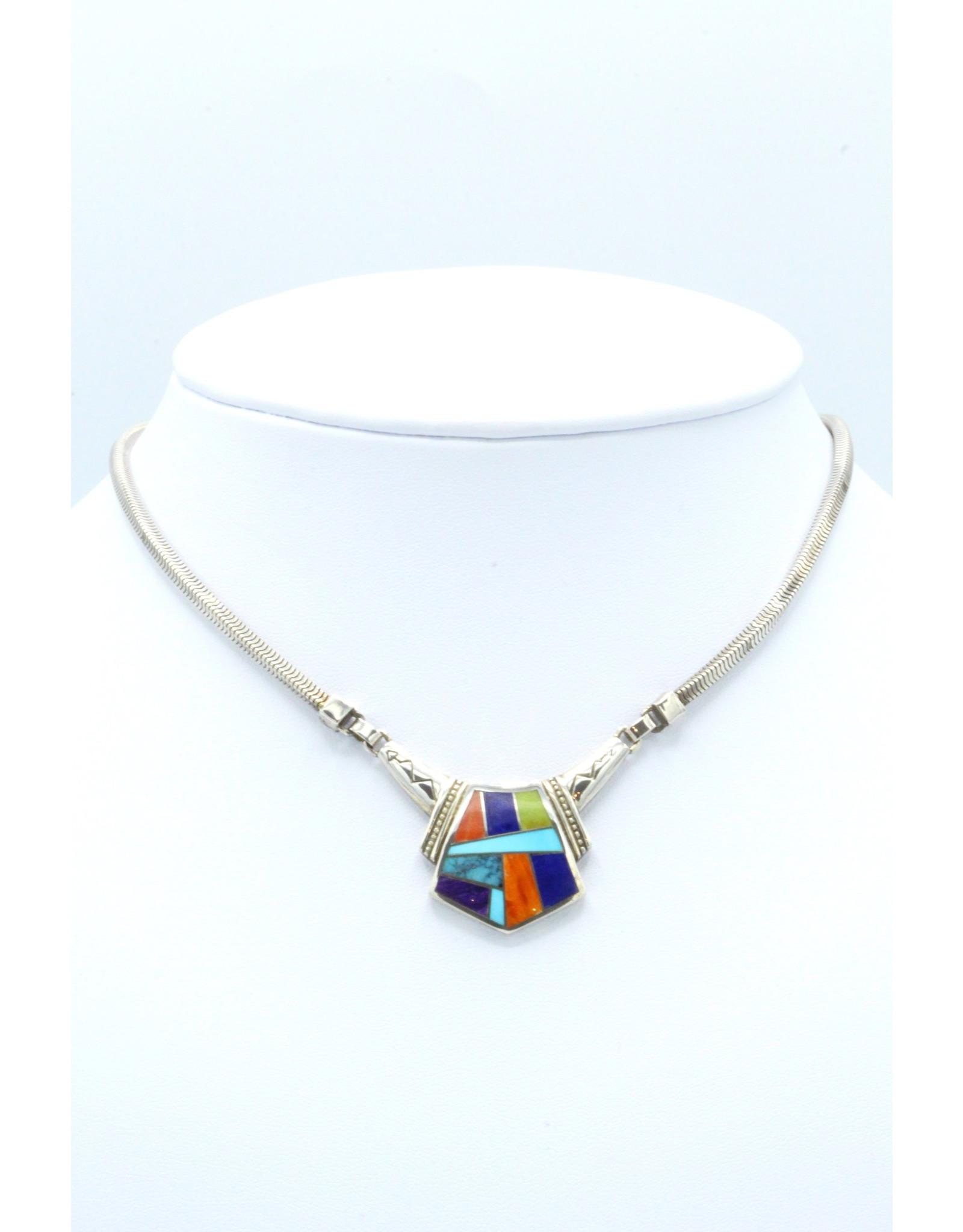 Navajo Necklace -N151-3