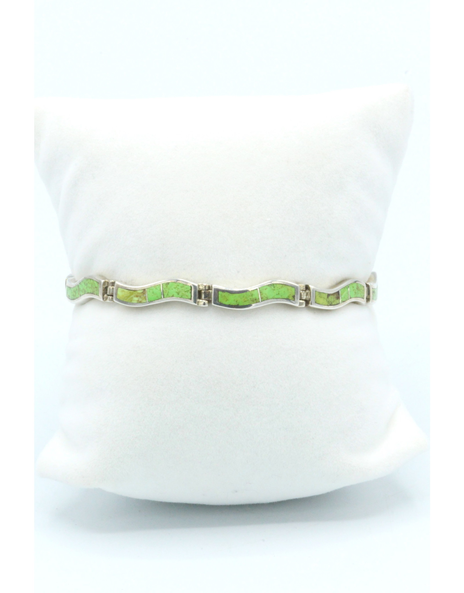 Gaspeite Bracelet - BR102