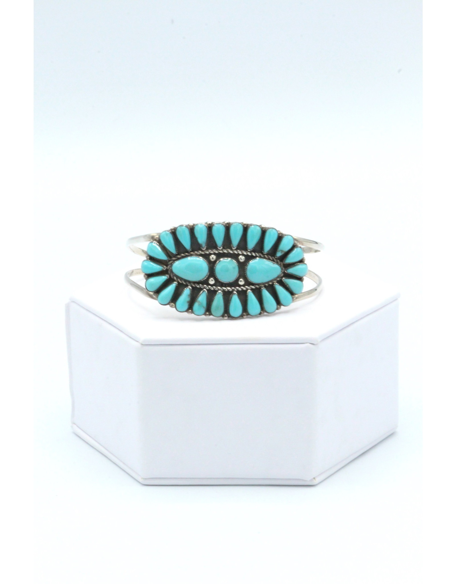 Turquoise Cuff - BR116