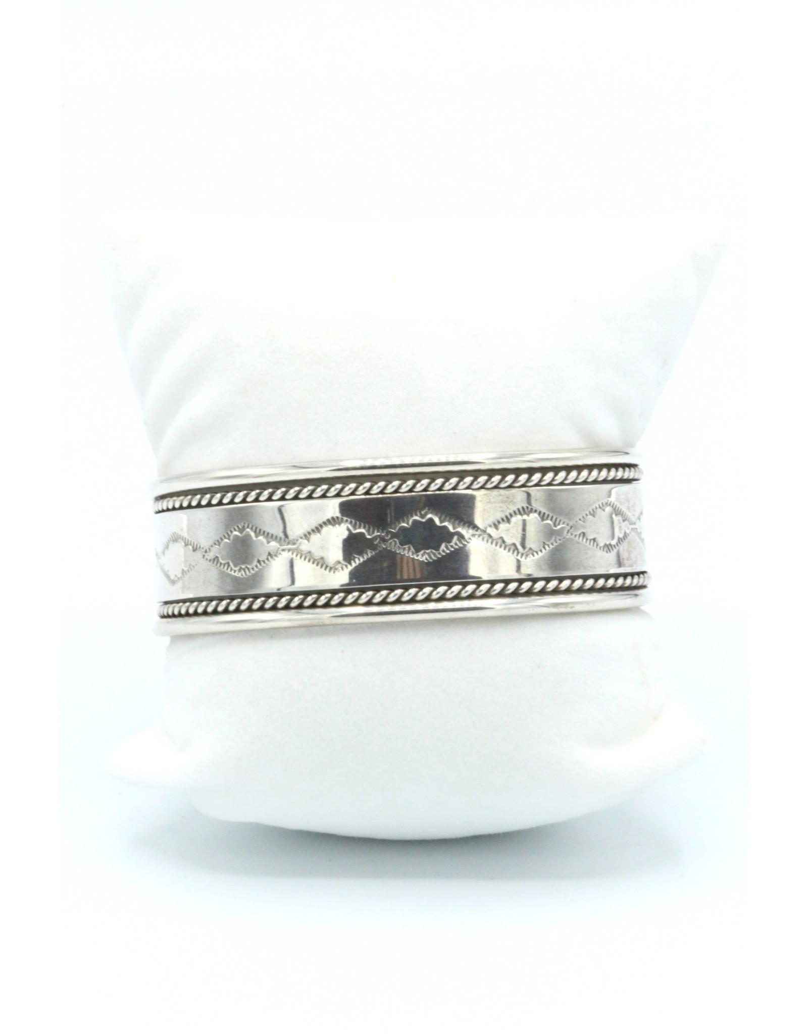 Silver Cuff-BR140