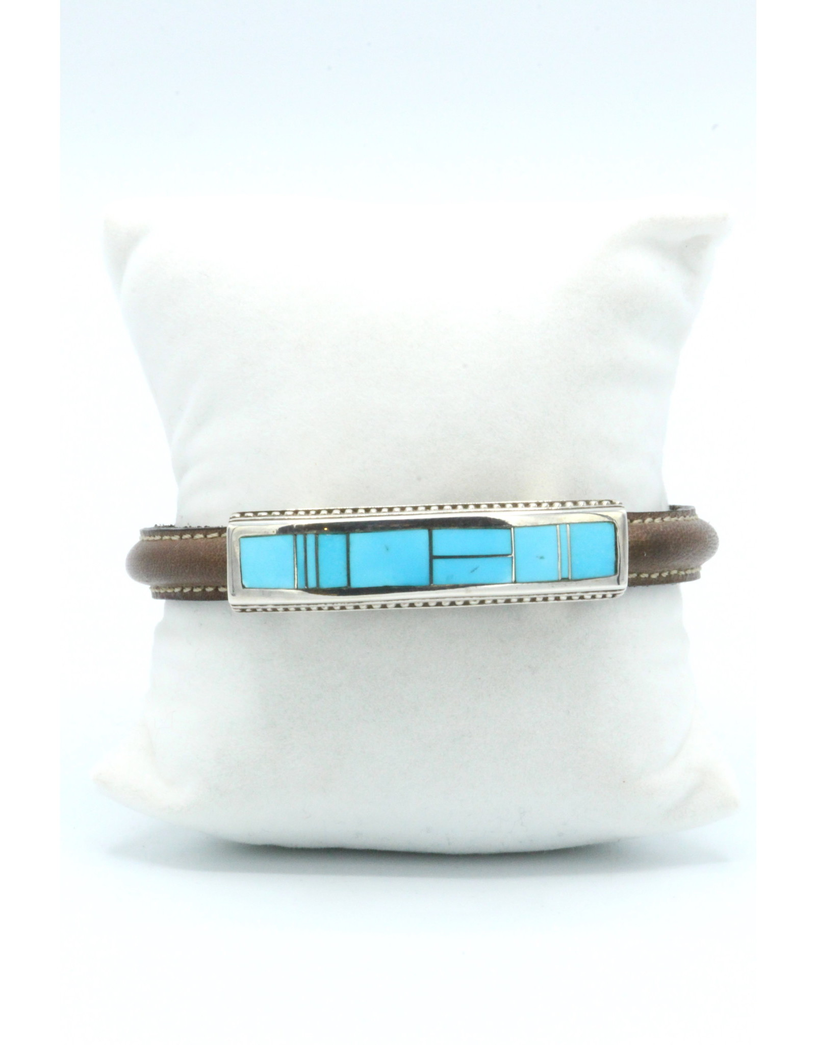 Turquoise Cuff for Men - BR370-2