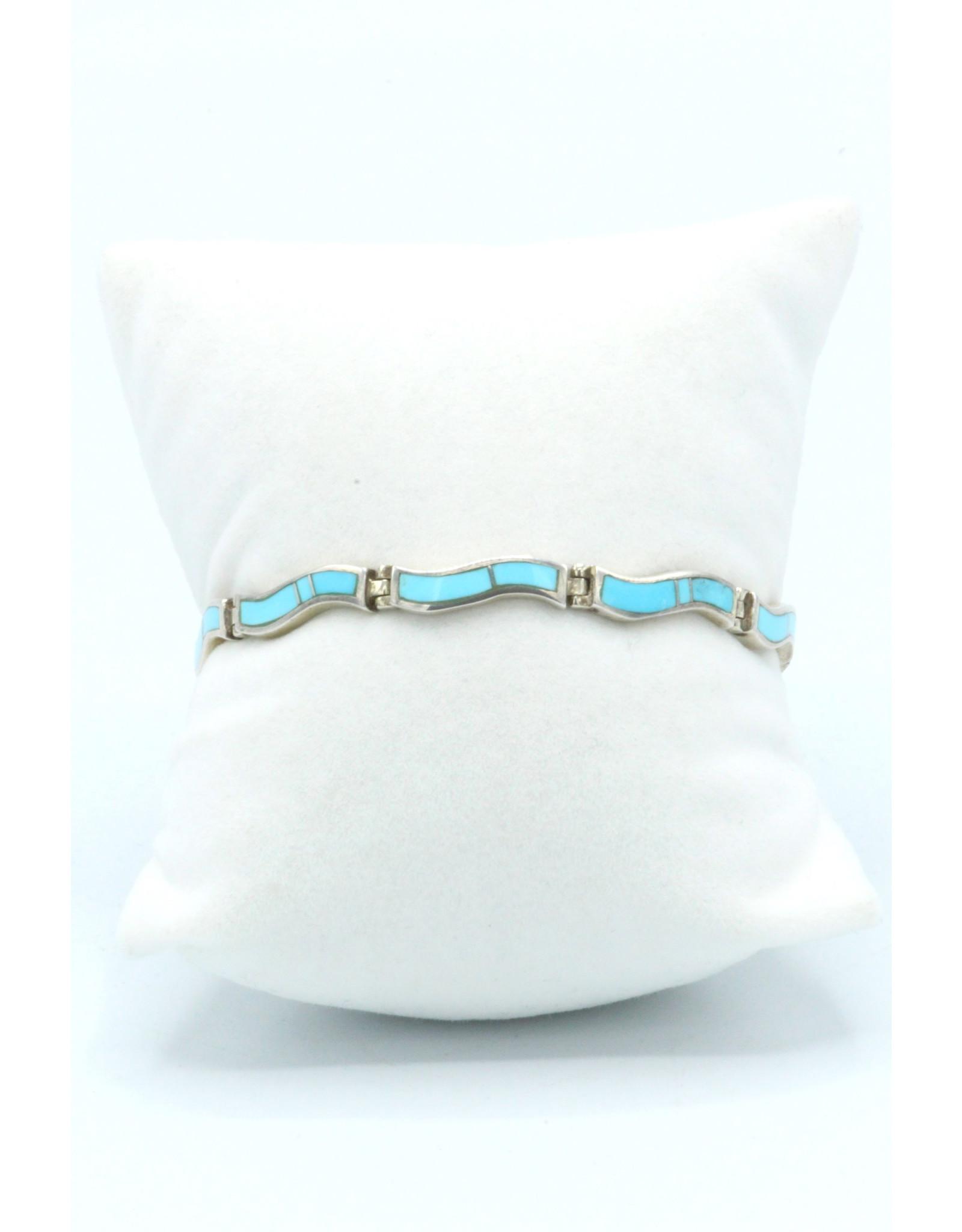 Bracelet Turquoise-BR102-3