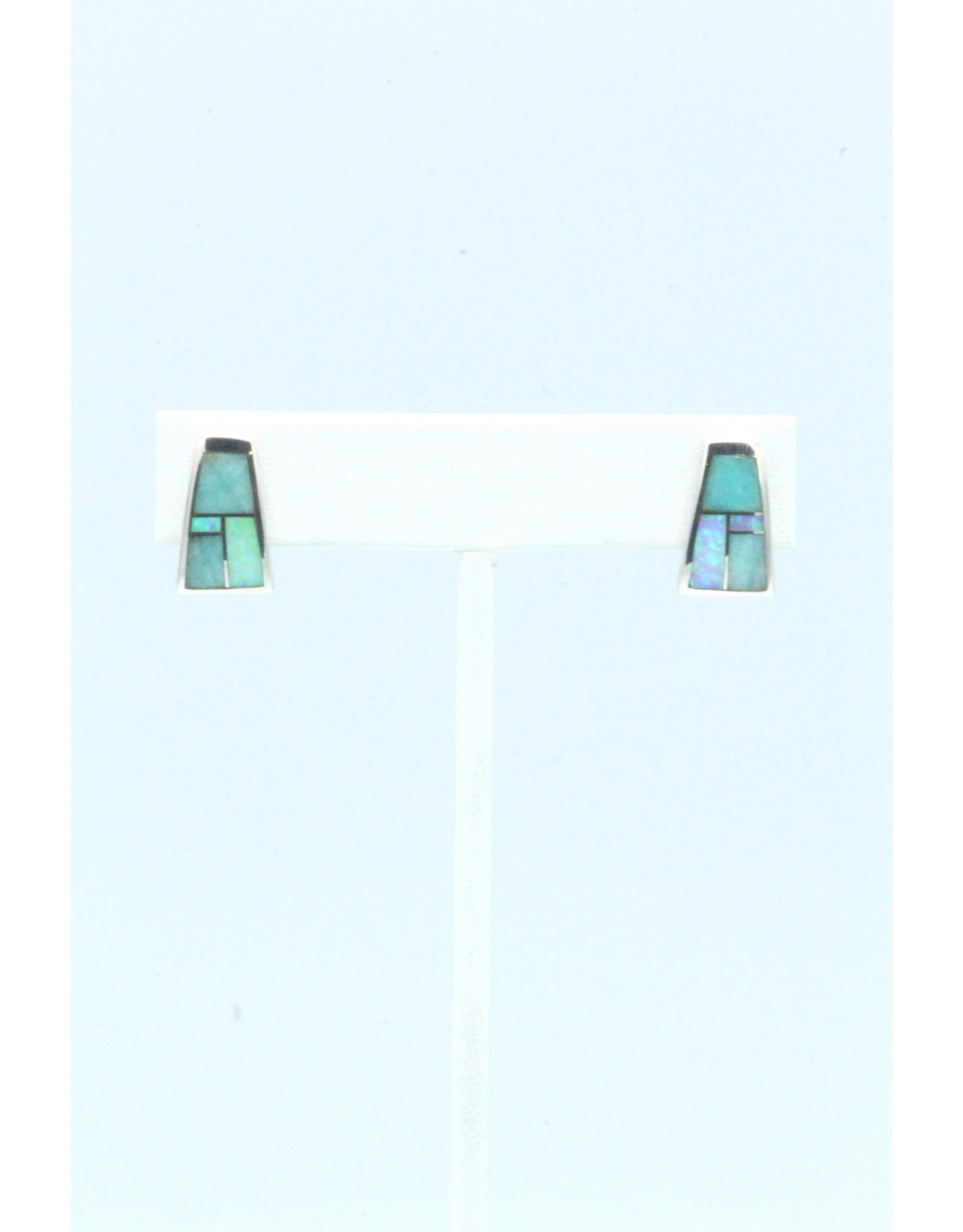 Stud Earrings - ALSE7